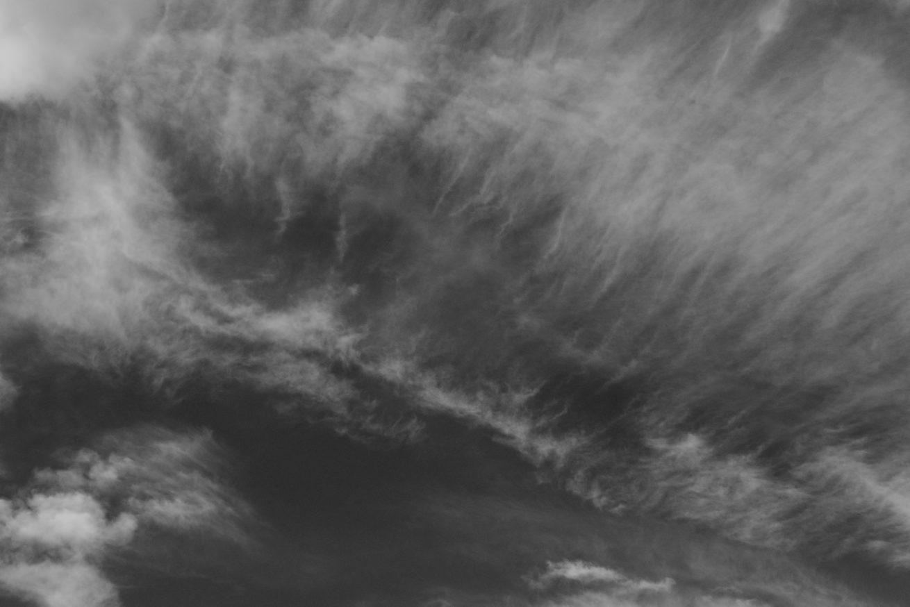 Wolken_s/w