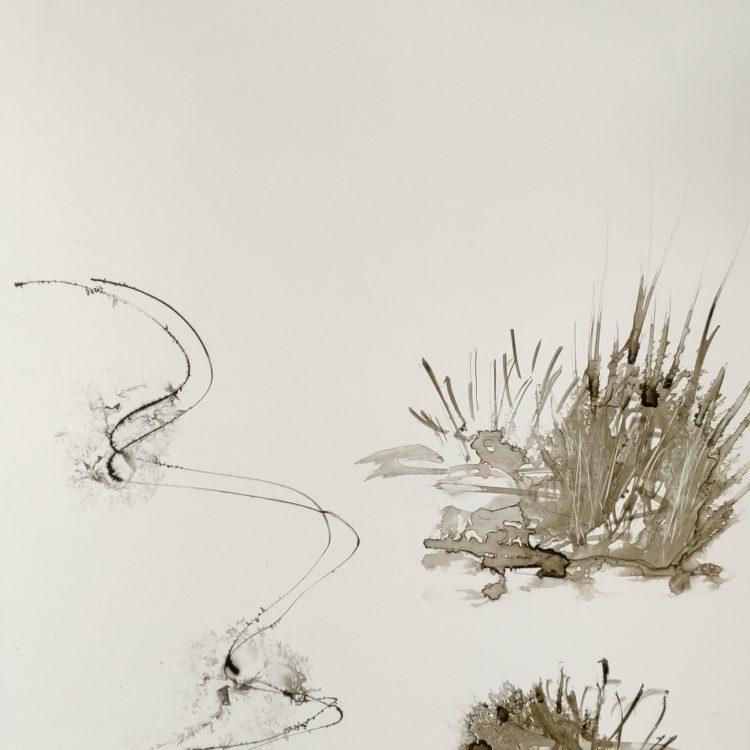 Zeichnung_abstrakt_Tusche