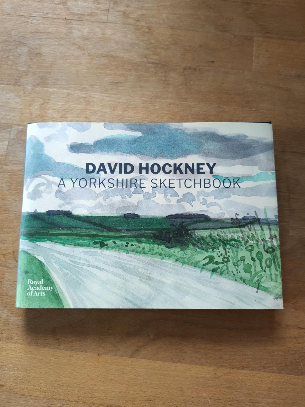 david-hockney-yorkshire-sketchbook
